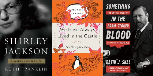 9 New Books to Read for a Historical Halloween