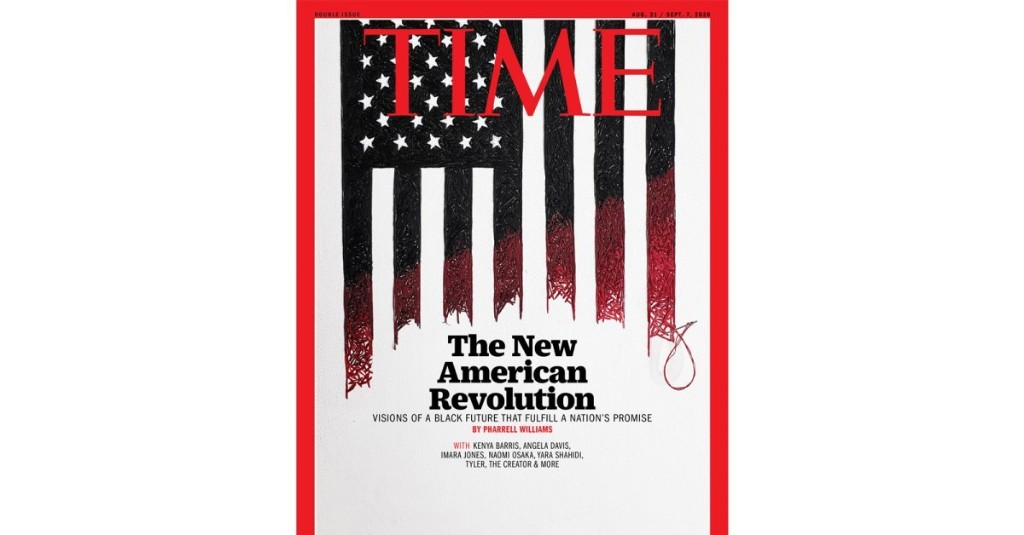The New American Revolution - cover