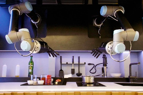 Meet The Robot Chef That Can Prepare Your Dinner