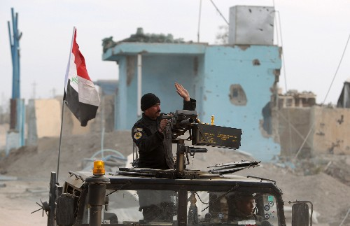ISIS Has Been Defeated in the City of Ramadi, the Iraqi Military Says
