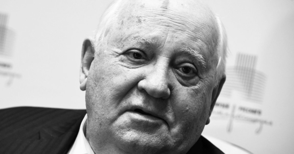 Mikhail Gorbachev: 'It All Looks as if the World Is Preparing for War'