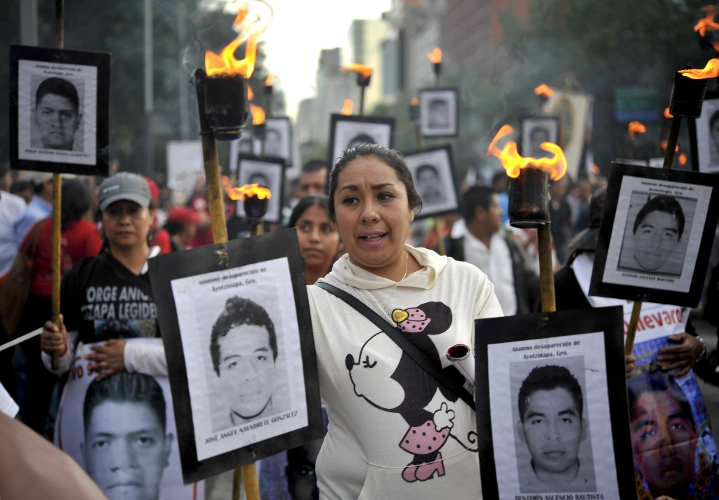 Mexico Is Now Investigating the Role of Federal Police in the Disappearance of 43 Students