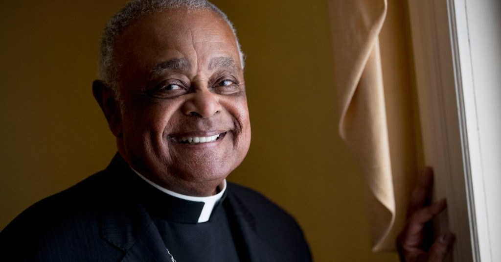 Pope Francis Appoints D.C. Archbishop Wilton Gregory to Become First African-American Cardinal