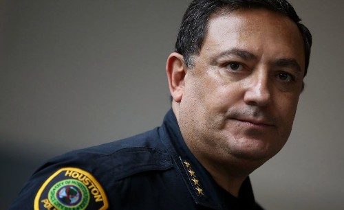 Houston Police Chief Blasts Order to Deport Girl, 11, Alone