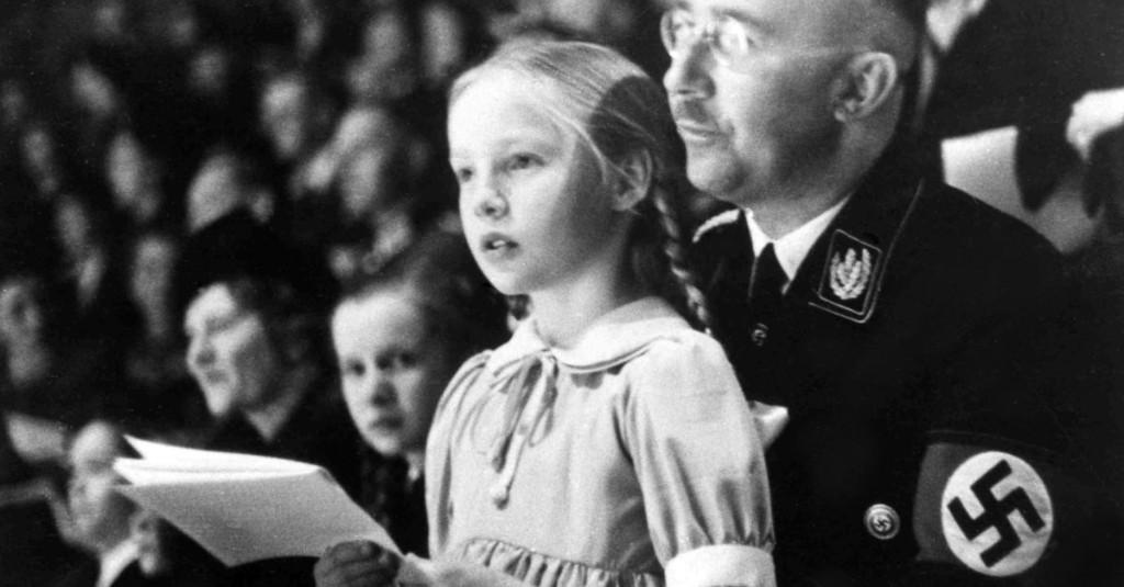 'Heini' Himmler: When Nazis Play Cute