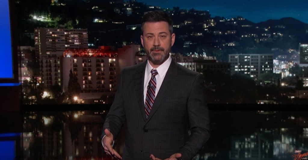 'You've Done Worse Than Nothing': Jimmy Kimmel Fights Back Tears As He Calls for Trump to Do Something About Gun Control