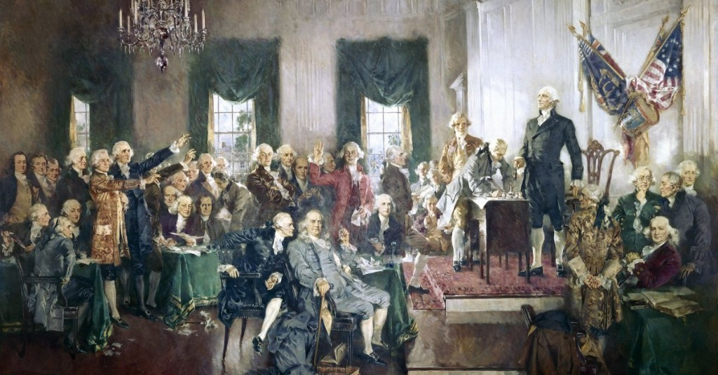 States Can't Fight Coronavirus on Their Own—And the Founding Fathers Knew It