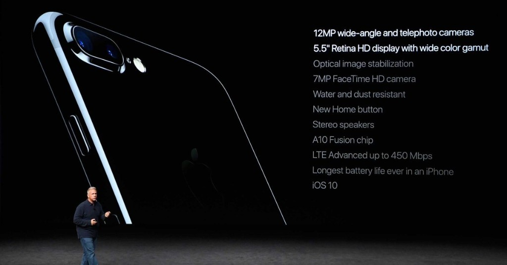 Here's What Pro Photographers Love About the New iPhone 7