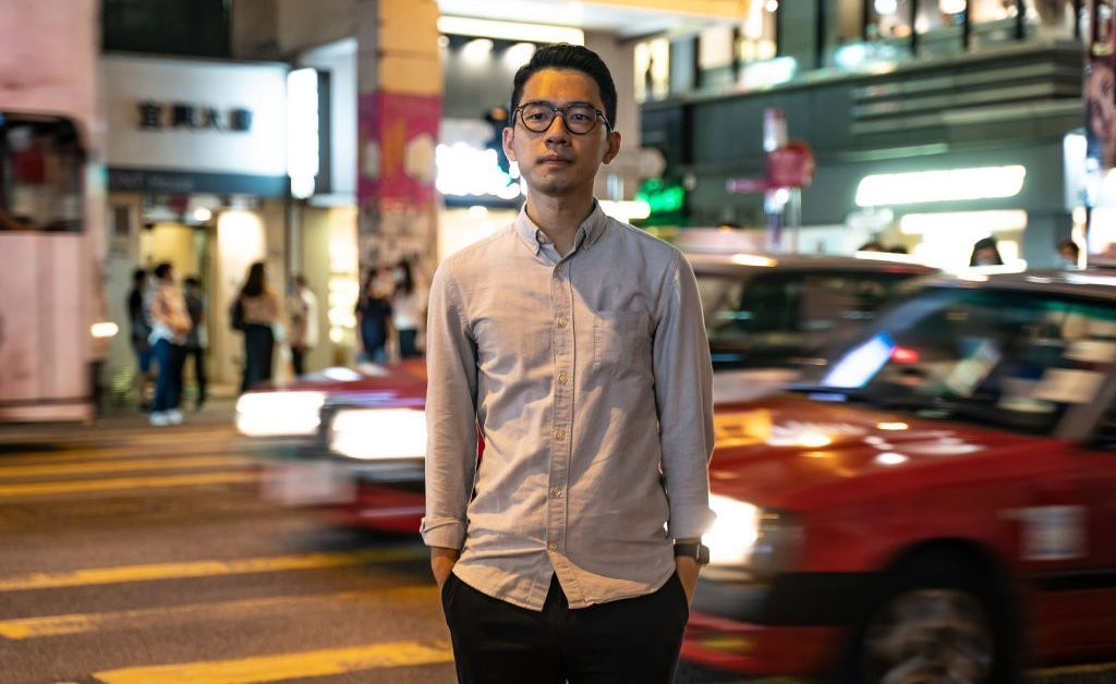 Hong Kong Democracy Activist Says He Left City After Passage of National Security Law