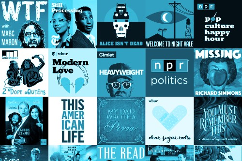 The 50 Best Podcasts Right Now