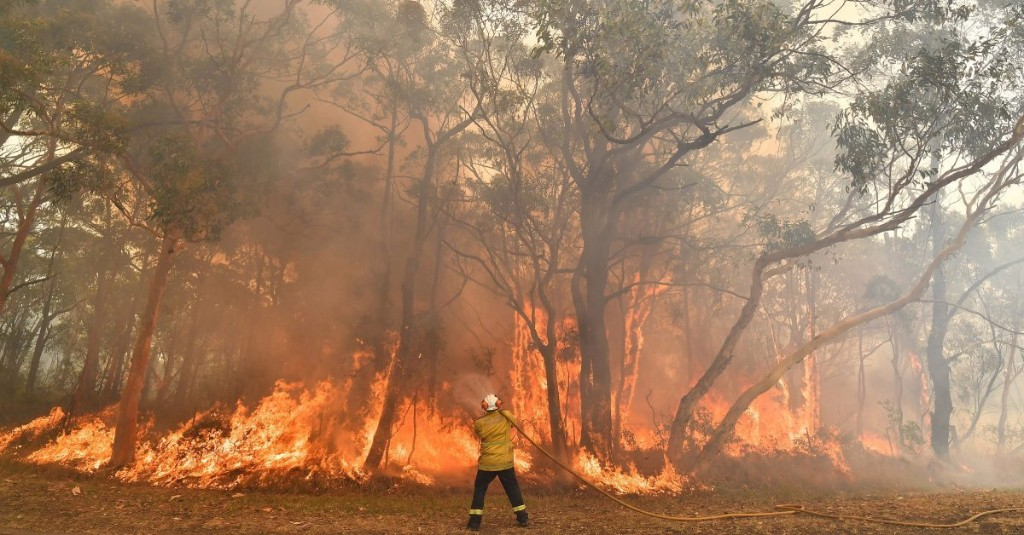 How Australia's Indigenous Experts Could Help Australia Deal With Devastating Wildfires