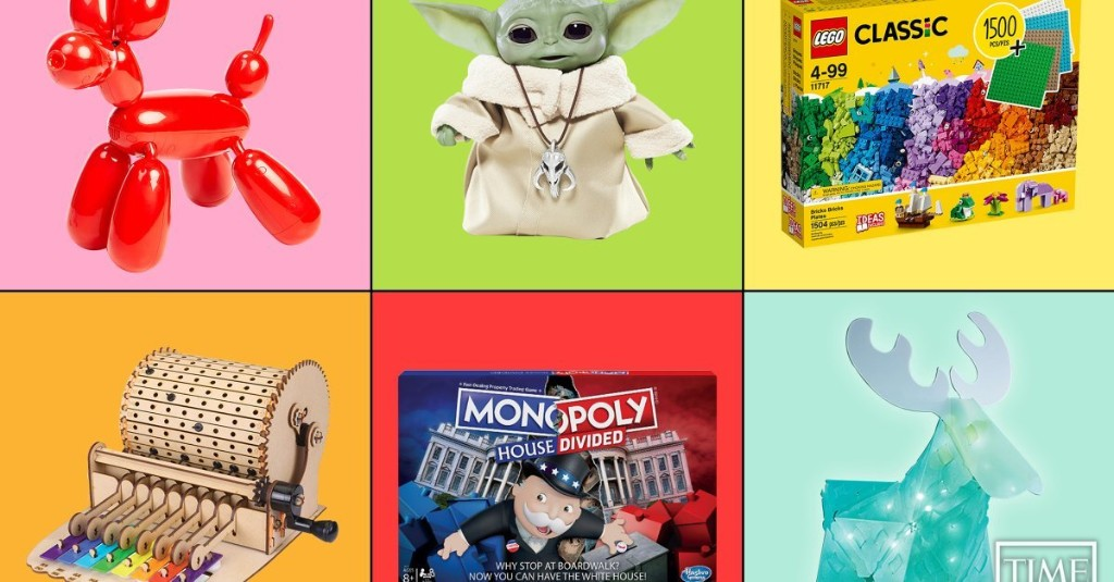 The Best Toys of 2020