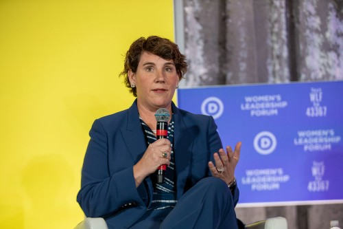 Amy McGrath Files to Challenge Mitch McConnell in Kentucky Senate Race
