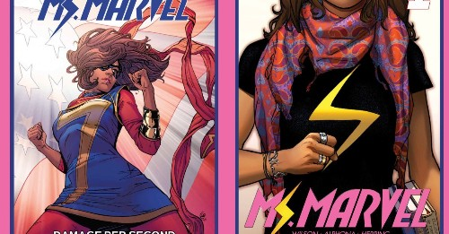 Marvel Just Announced She Hulk, Ms. Marvel and Moon Knight TV Shows