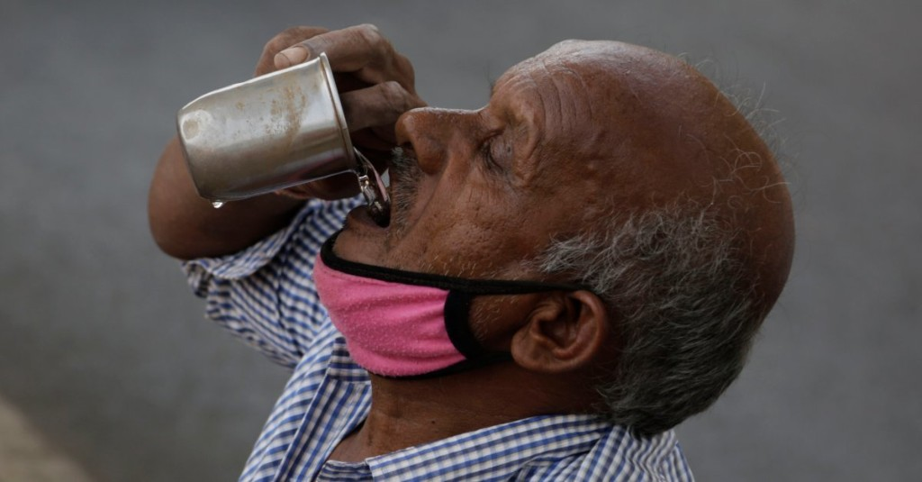 Virus, Heat Wave and Locusts Form Perfect Storm in India