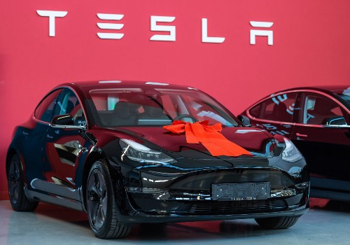 Tesla Launches Its Highly Anticipated Model 3 Starting at $35,000