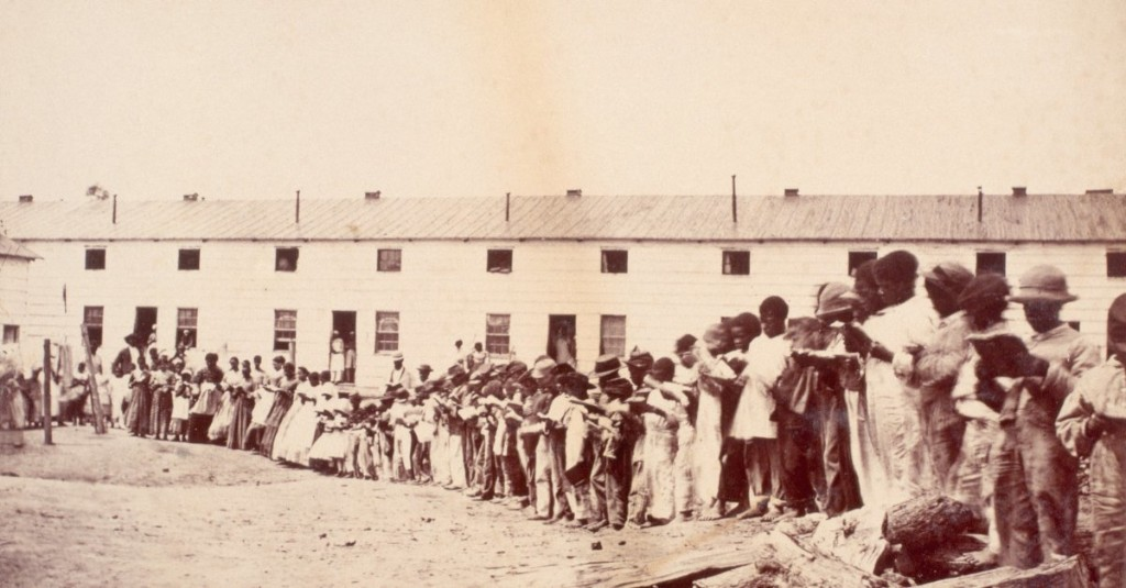 How the Civil War Changed Economic Inequality in the U.S.