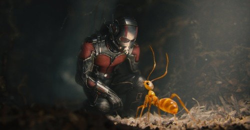There is Some Real Science Behind the New 'Ant-Man' Film