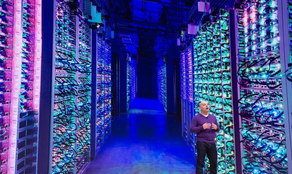 The Secret Cost of Google's Data Centers: Billions of Gallons of Water