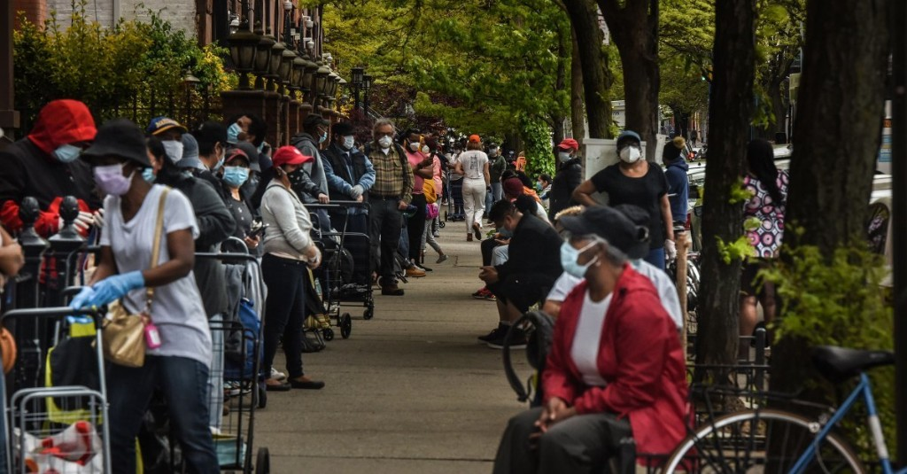 How the Coronavirus Crisis Is Opening the Door to Universal Social Policies in the U.S.