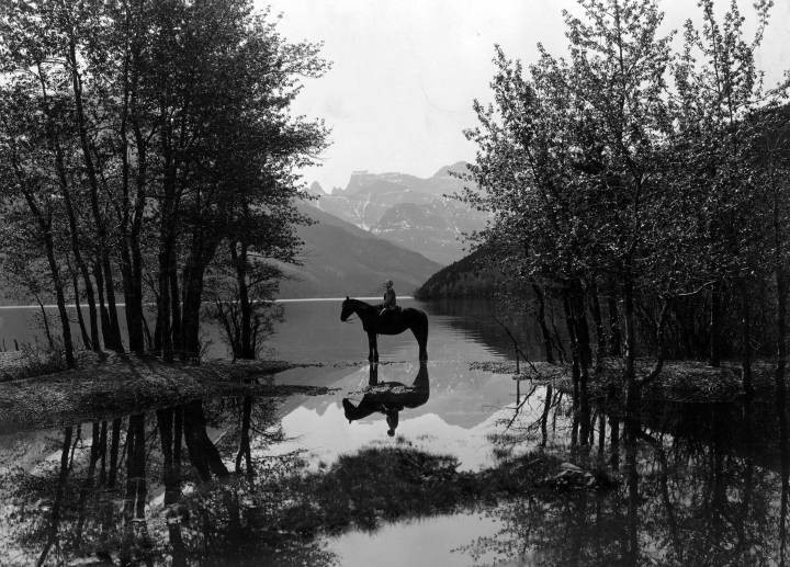 See Historical Photographs From Canada's Stunning National Parks