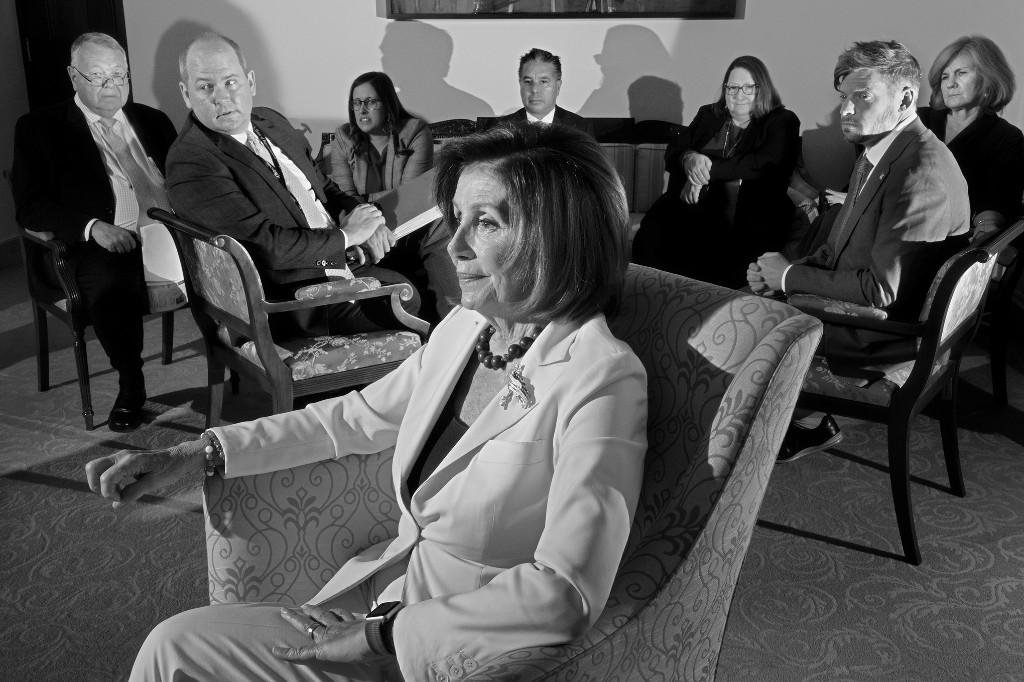 Nancy Pelosi - cover