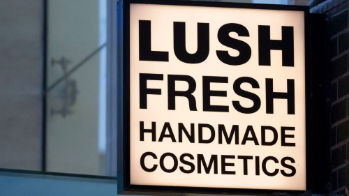 Lush U.K. Quits Social Media Because It's 'Tired of Fighting With Algorithms'