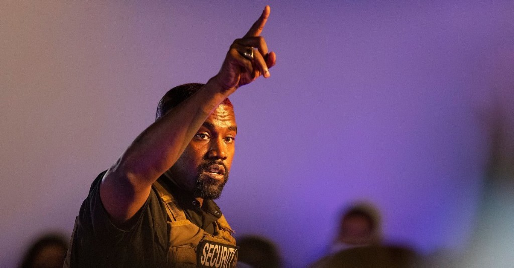 Republicans Go All-In on Kanye West Campaign As a Way To Sink Joe Biden
