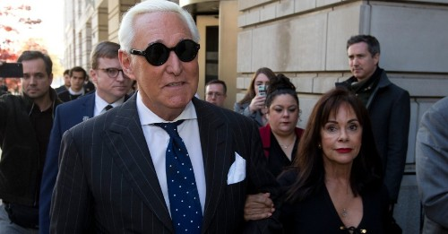 In Extraordinary Step, Justice Dept. to Lower Recommended Prison Time for Roger Stone: AP Source