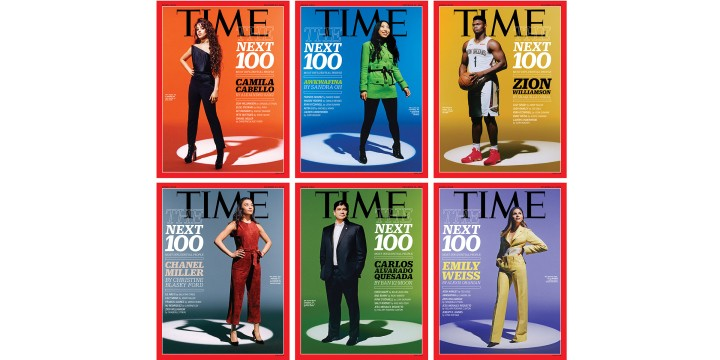 See the Full List of the 2019 TIME 100 Next