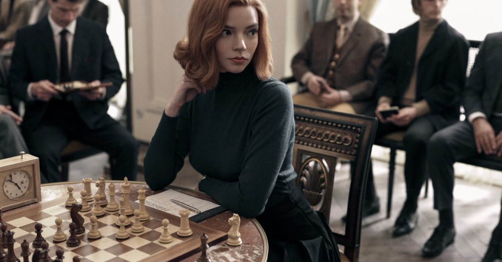 Netflix's Marvelous The Queen's Gambit Is the Kind of Prestige Drama TV Doesn't Make Anymore