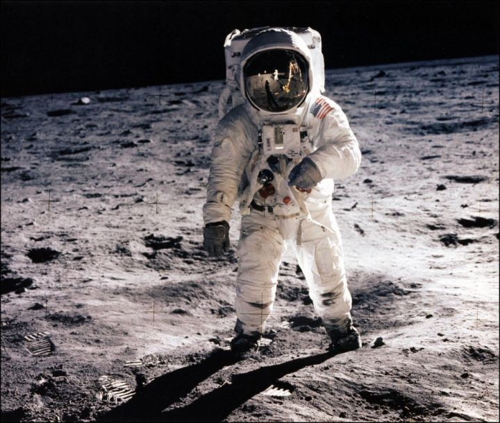 NASA Apollo 11 Video Recordings Could Sell for Millions