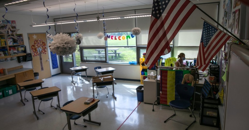 'Where Are the Kids?' School is Back in Session, but Many Kindergarteners Are Missing