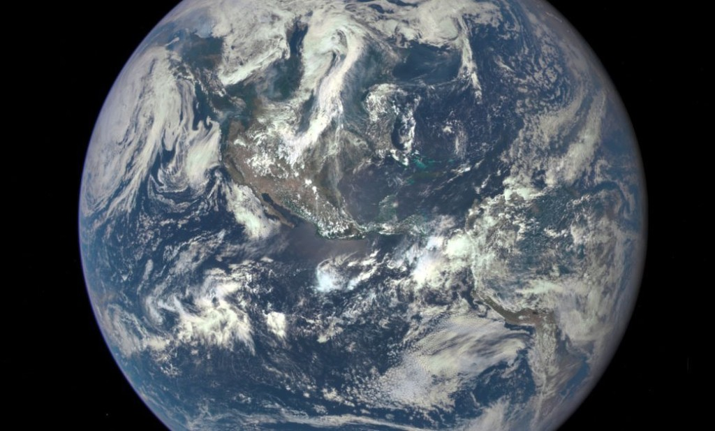 NASA Releases New Image of Earth