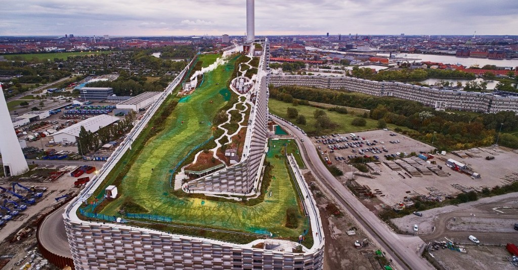 The Climate is Breaking Down. Architect Bjarke Ingels Has a Masterplan for That