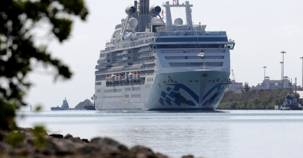 Another Cruise Ship With Coronavirus Victims, Including 2 Deaths, Docking in Florida