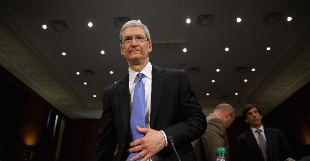 Read Apple CEO Tim Cook's Letter Challenging Order to Unlock iPhone