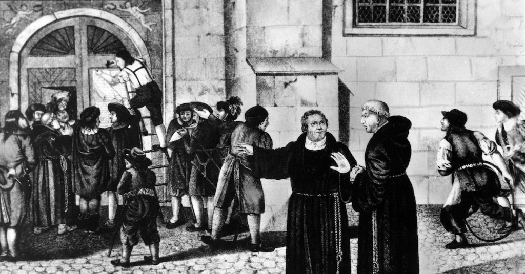 How Martin Luther Helped Invent Individual Freedom