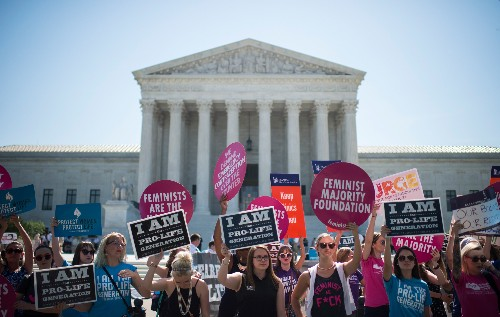 Pro-Choice Catholics Are Praying SCOTUS Will Protect Abortion Rights