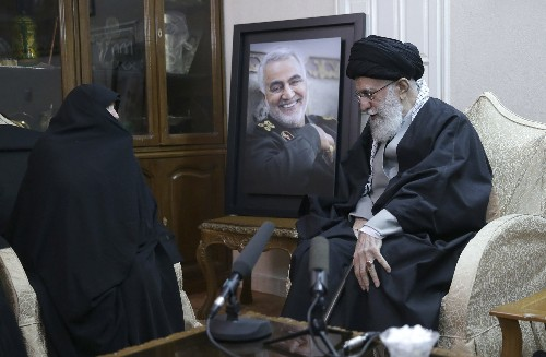Iran Has Vowed Revenge Against the U.S. For Killing Qasem Soleimani. Here's What May Happen Next