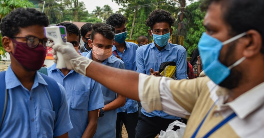 WHO's Executive Director Warns That World Is Still 'Right in the Middle of the First Wave' of Coronavirus