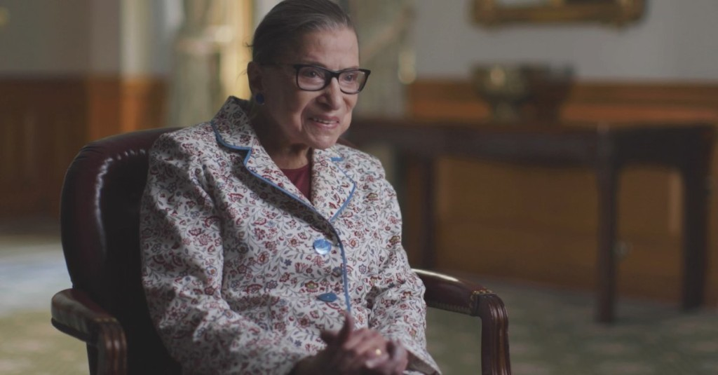 In Previously Unseen Interview, Ruth Bader Ginsburg Shares How Legal Pioneer Pauli Murray Shaped Her Work on Sex Discrimination