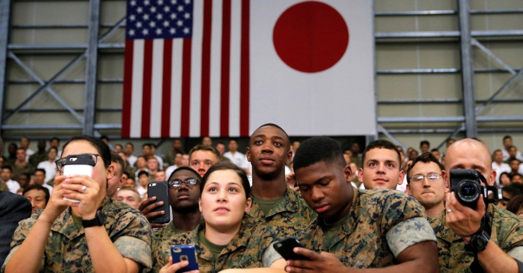 What to Know About the U.S. Military Presence in Japan
