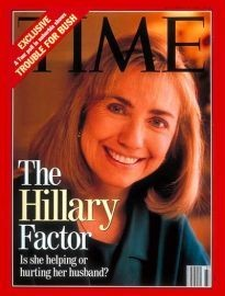 See Every Hillary Clinton TIME Cover