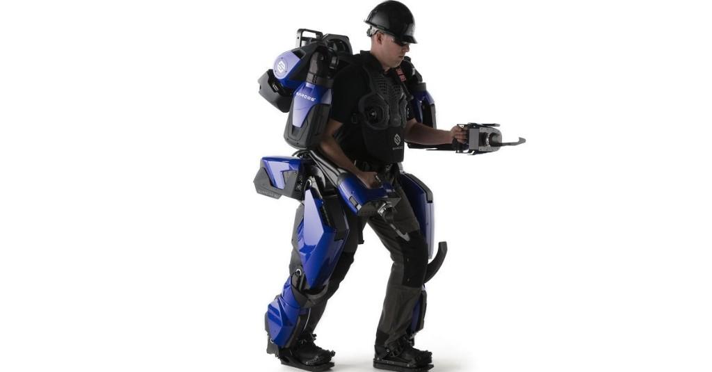 The Robot Suit