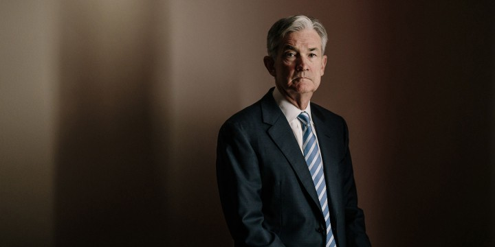 JEROME POWELL By Janet Yellen