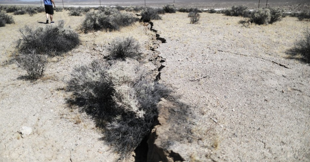 Movement Detected Along California Fault That Could Cause an 8-Magnitude Earthquake