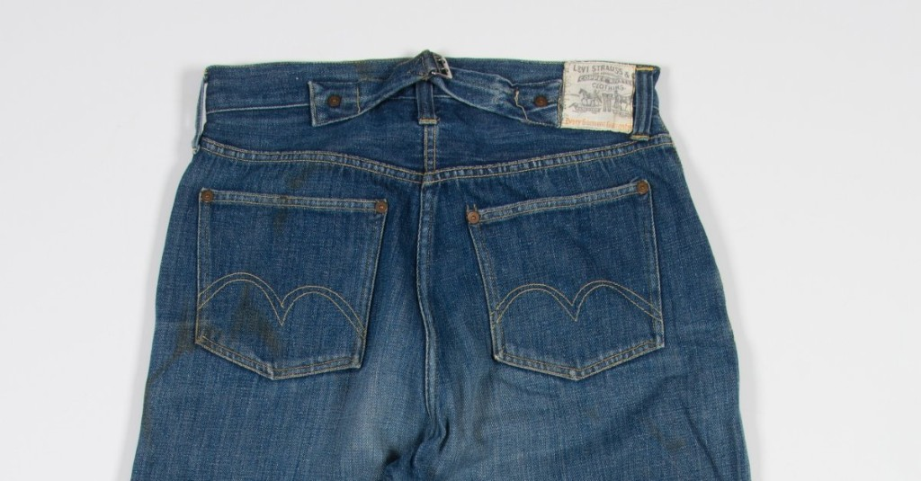 These Pants May Be the Oldest Pair of Women's Jeans in the World