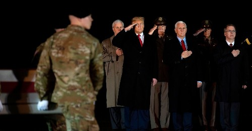 President Trump's Disgraceful Peace Deal with the Taliban