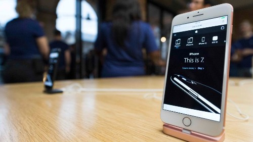 Here's How Well the iPhone 7 Sold in its First Weekend